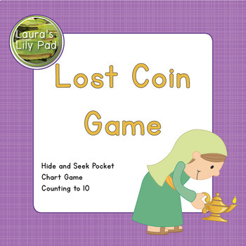 Lost Coin Parable Pocket Chart Game