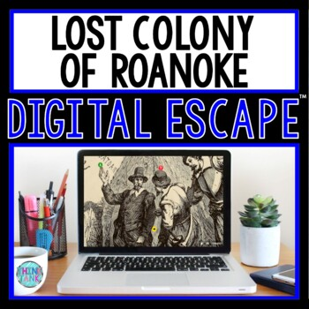 Lost Colony Of Roanoke Digital Escape Room For Google