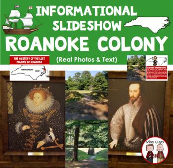 Lost Colony of Roanoke Slide Show