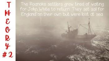 Lost Colony of Roanoke PowerPoint