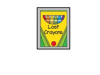 Lost Crayons Label
