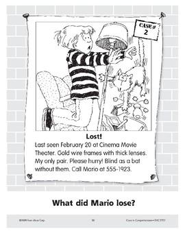 Lost: Eyeglasses