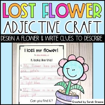 Lost Flower Craft & Writing!