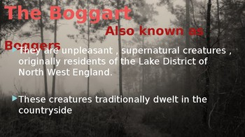 Lost Gods - The Boggart