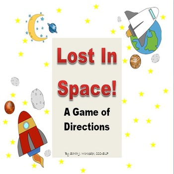 Lost In Space! A Game of Directions