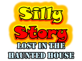 Lost In The Haunted House: Listening Dictation & Silly Sto