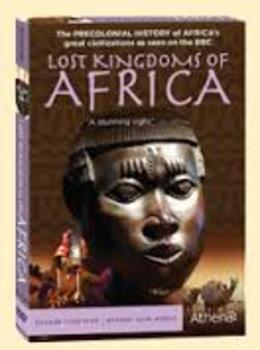 Lost Kingdoms of Africa: Nubia fill-in-the-blank movie guide