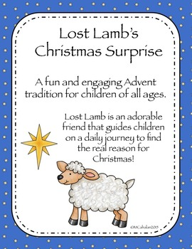 Lost Lamb's Christmas Surprise: An Advent Tradition
