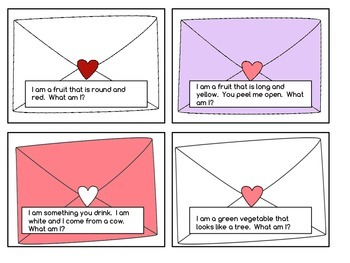 Lost Letters: A Valentine's Day Inferencing Activity!