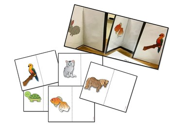 Lost Pets Inference And Describe Activity: Inferencing & Describing