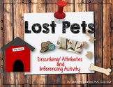 Lost Pets Activity: Inference And Describe ... Inferencing