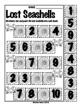 Lost Seashells