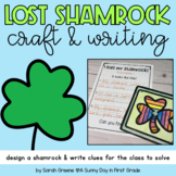 St. Patrick's Day Adjective Craft & Writing