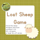 Lost Sheep Game