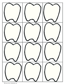 Lost Teeth Certificate and Graph
