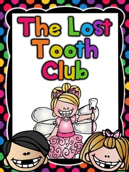 Lost Tooth Club Take-Home Bag! {Editable Pages} {Activity