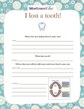 Lost Tooth Ceremony