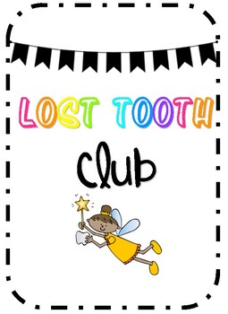 Lost Tooth Club