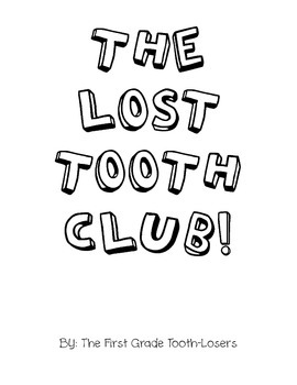 Lost Tooth Club Book
