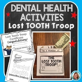 Lost Tooth Chart   Activities