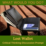 Lost Wallet Critical Thinking Activity