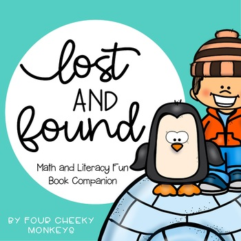 Lost and Found, Oliver Jeffers | Book Companion Activities