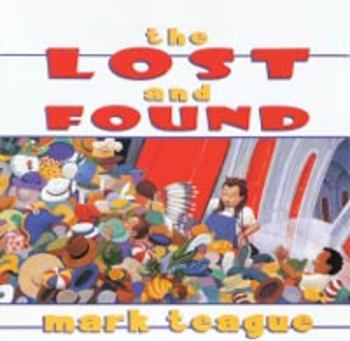 Lost and Found Vocabulary PowerPoint