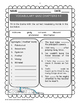 Lost and Found ( by Andrew Clements) Comprehension & Vocabulary Packet