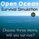 Lost at Sea: Survival Simulation: Back to School Activity