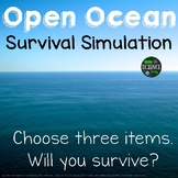 Lost at Sea: Survival Simulation: Back to School Activity