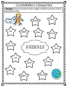 Lost in Space Language Pack [24 Worksheets]