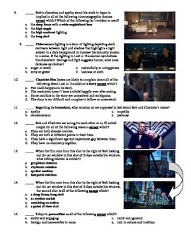 Lost in Translation Film (2003) 15-Question Multiple Choice Quiz