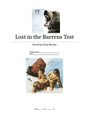 Lost in the Barren's Test and Answer Key