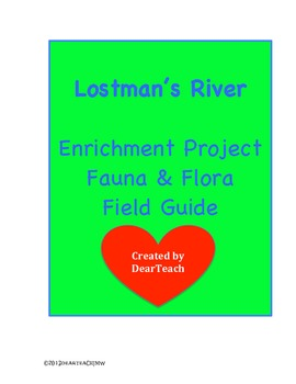 Lostman's River Field Guide Project