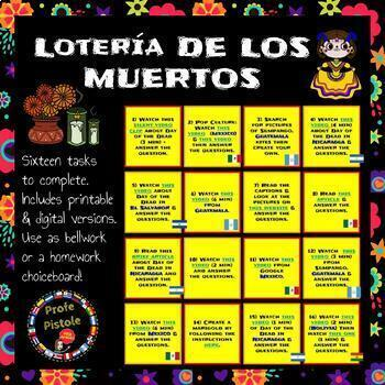 It's just a picture of Loteria Game Printable inside cartones