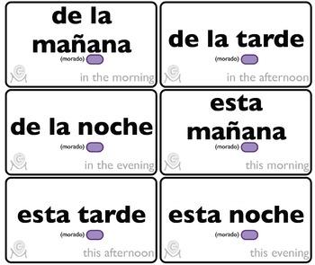 Lotería Vamos a Jugar (35 boards) Spanish-English