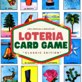 Lotería Card Game