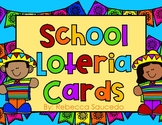 Loteria Classroom Game Cards Mexican Bingo (Set of 24)