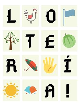 Lotería Cultural Lesson
