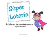 Loteria: Palabras de Uso Frecuente