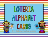 Loteria Spanish Alphabet Cards Decor