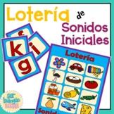 Sonidos Iniciales loteria