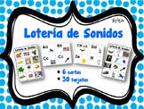 Loteria de Sonidos en Español