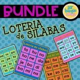 BUNDLE - LOTERIAS DE SILABAS