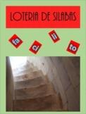 Spanish Loteria de silabas (Bundle)