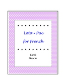 Loto * Pac For French
