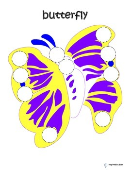 """""""Lots-O-Dots"""" on Butterflies for Autism"""