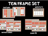 Lots O' Dots ten Frames Packet