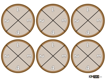 Lots O Spinners - Free Printable Spinners
