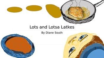Lots and Lotsa Latkes